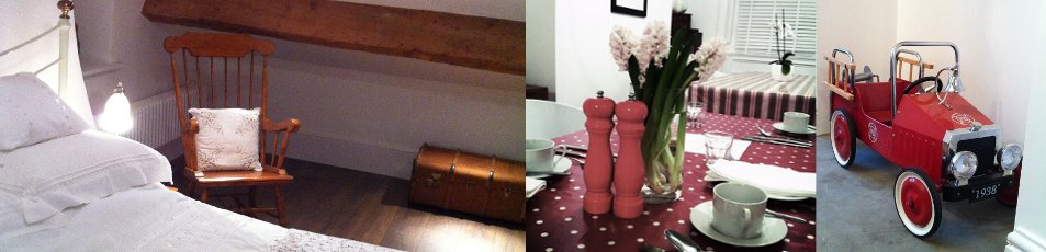 A selection of images from Church view guest house ramsbottom