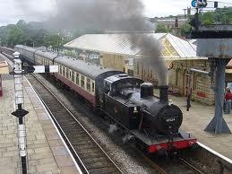 Ramsbottom Steam Train